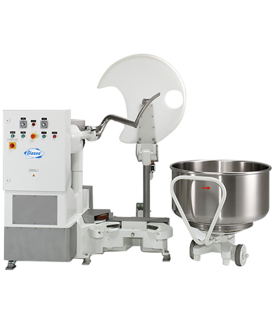 L-Shaped Mixer - reliable and resilient